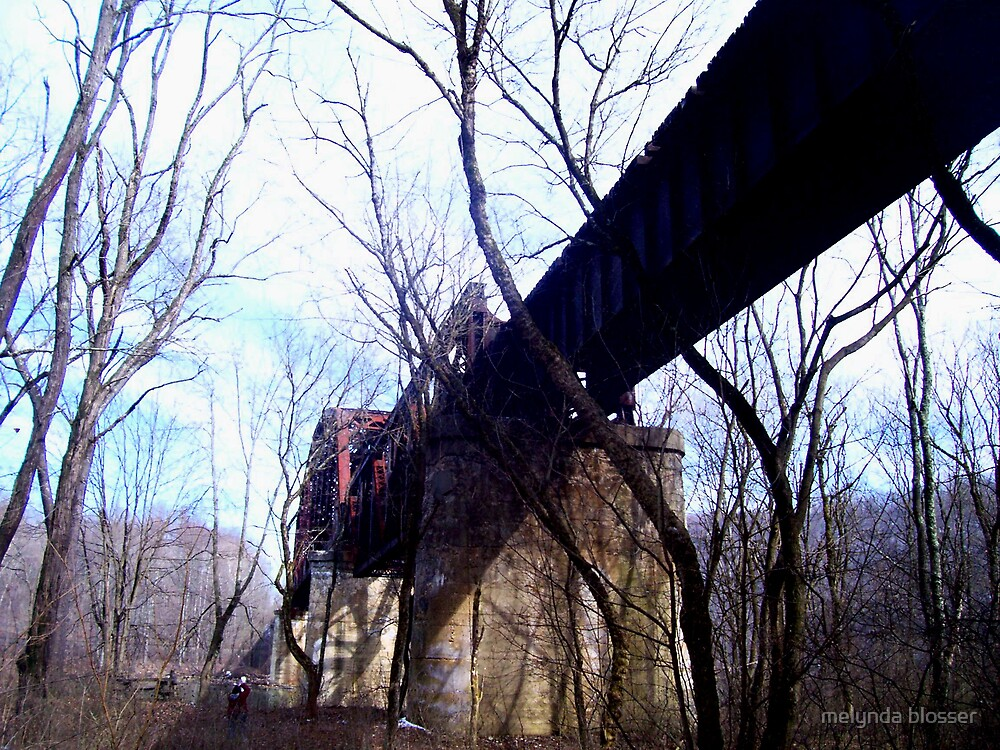 different angle of pf bridge by melynda blosser