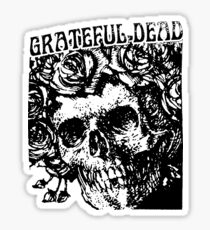 Grateful Dead - Crown of Roses Sticker