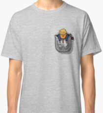 President Trump in your Pocket Classic T-Shirt