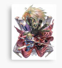 Guilty Gear #01  Canvas Print