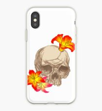 Lily of Death Valley iPhone Case