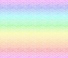 Pastel brick pattern by missmoneypenny