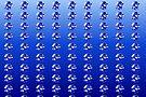 Robot dog pattern by missmoneypenny