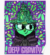 Defy Gravity: Wicked Poster