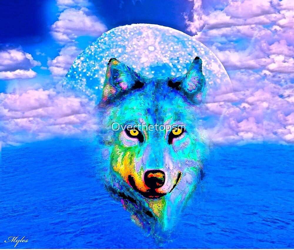 Wolf by Saundra Myles