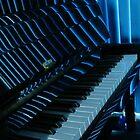 Mood Indigo - Piano Reflections by SunriseRose