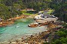 Kianinny Bay at Tathra by Darren Stones