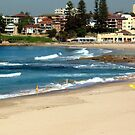 Summer Approaching, Cronulla Beach by Michael John