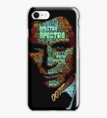 SPECTRE (James Bond) iPhone Case/Skin