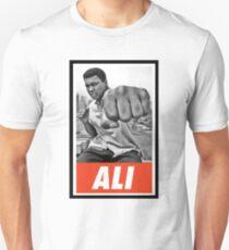 -LEGEND- Muhammad Ali Slim Fit T-Shirt