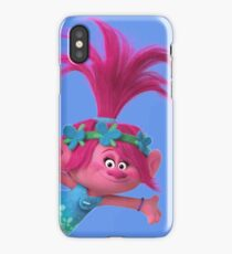 Poppy from Dreamwork's Trolls iPhone Case/Skin