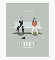 Buffalo '66 Photographic Print