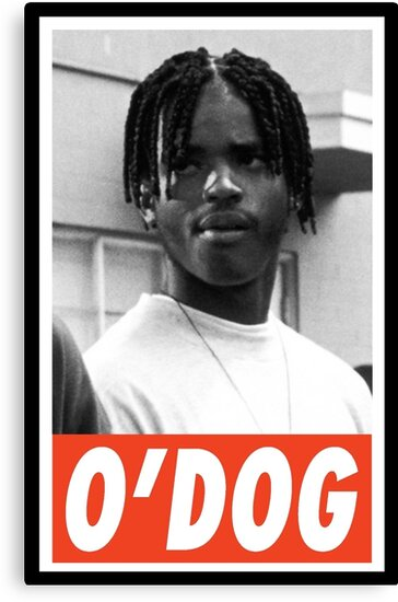 Movies O Dog Canvas Prints By Wubbadubb Redbubble