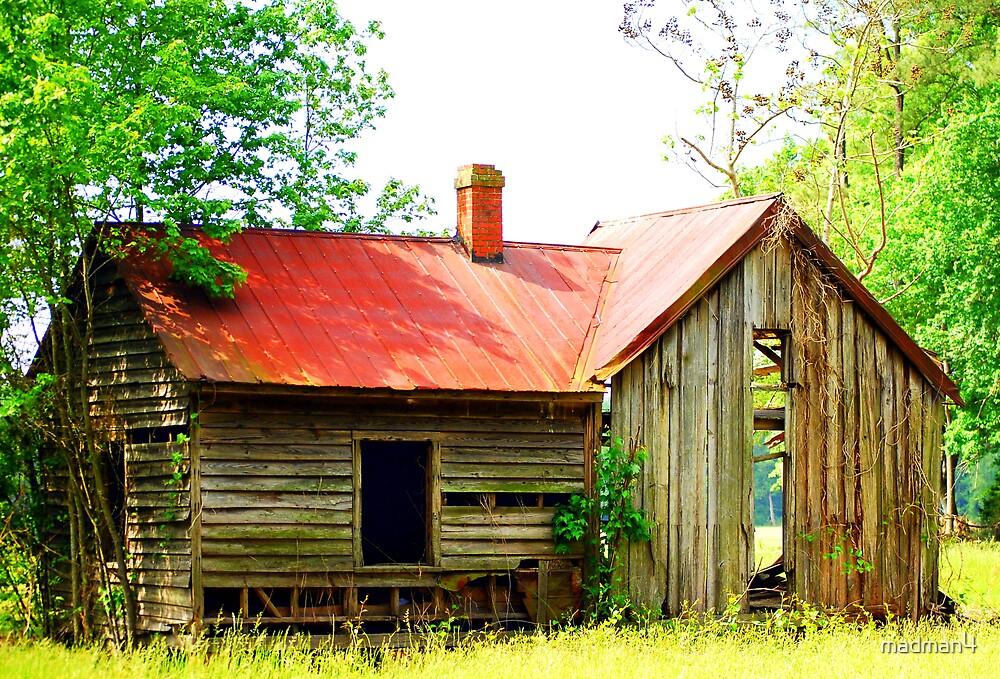 Old Riddick Farm Tennant House by madman4