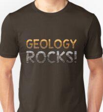 Geology Rocks! Unisex T-Shirt