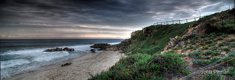 Bennion Beach North by John Pitman