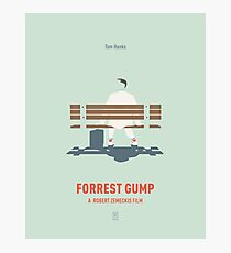 Forrest Gump Photographic Print