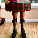 Kilted Table by Shulie1