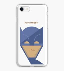 rip adam west iPhone Case/Skin
