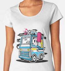Killer Ice Cream Truck Women's Premium T-Shirt