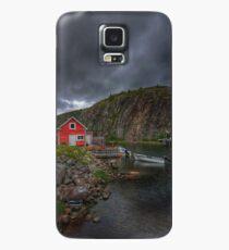 Fishing Village Case/Skin for Samsung Galaxy