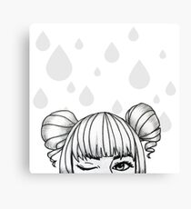 Humidity Canvas Print