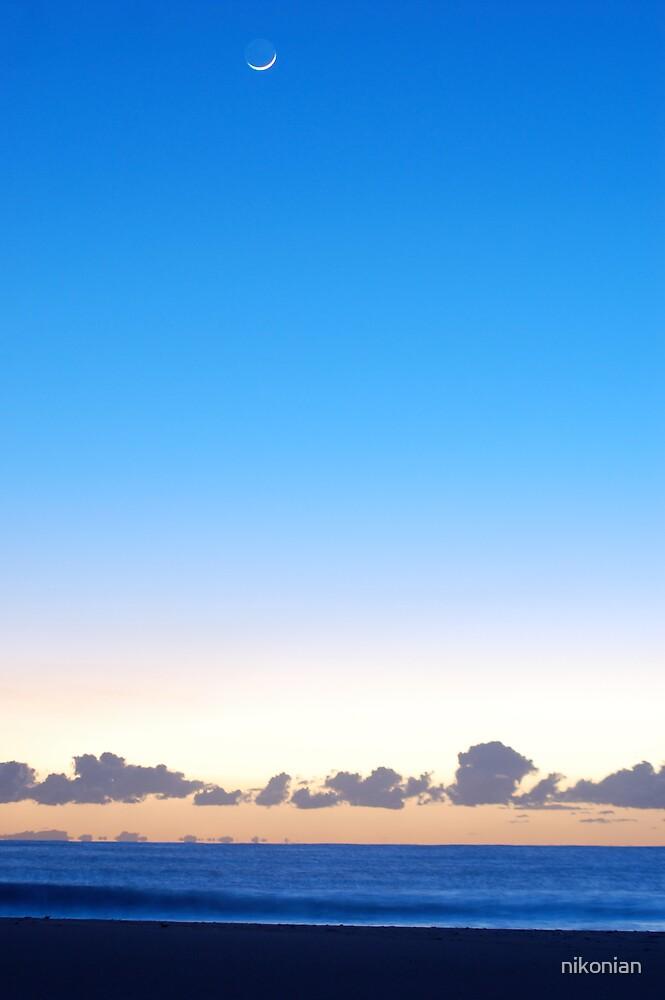 blue moon by nikonian