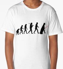 Darth Vader Evolution Long T-Shirt