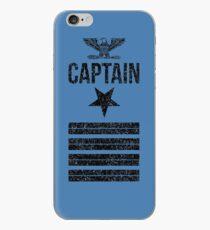 Navy Captain iPhone Case