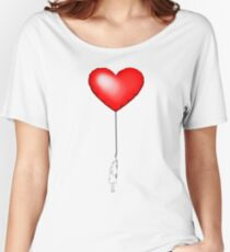 Hold on to what you're feeling Women's Relaxed Fit T-Shirt