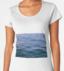 Ocean Water Women's Premium T-Shirt