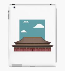 Chinese Temple iPad Case/Skin