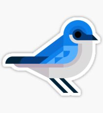 Tree Swallow Sticker