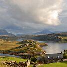Kinlochbervie and Badcall Inchard, Loch Inchard, Kinlochbervie, Sutherland by Shona McMillan