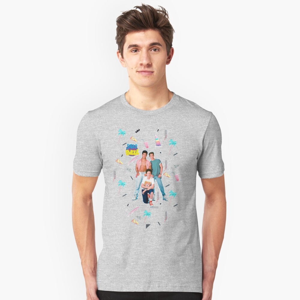 Saved by the Bell Boys Slim Fit T-Shirt