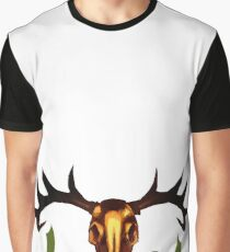 Porter Robinson Stag Man Graphic T-Shirt