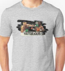 McGregor Mayweather Brushstroke KO Unisex T-Shirt