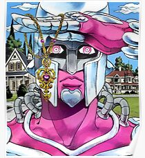 Crazy Diamond - Jojo's Bizarre Adventure. Poster