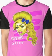 BUTCH ALICE Graphic T-Shirt