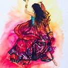 Gypsy Muse by Sharen Chatterton