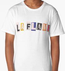Travis Scott - La Flame Long T-Shirt