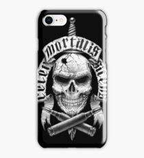 "US Marines Recon - ""Celer, Mortalis, Silens"" iPhone Case/Skin"