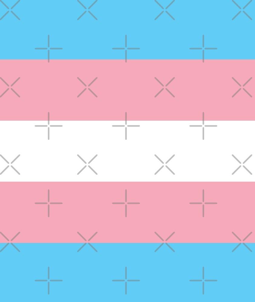 TransGender Flag by F-PhantomArt
