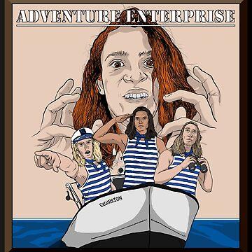 Adventure Enterprise by EthanWilson98