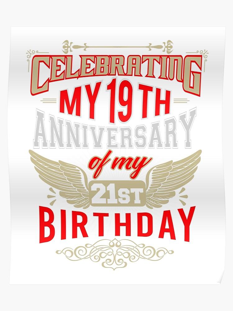 2b347f0fd Funny 40th Birthday Shirt For 40 Year Old Men & Woman