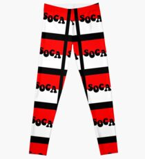 Soca Trinidad T-shirts & More Leggings