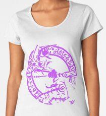 Dark Magician Women's Premium T-Shirt
