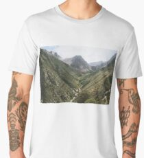 Mountain River Valley Men's Premium T-Shirt