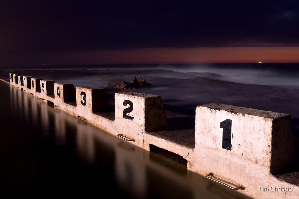 Merewether Ocean Baths by Tim Christie