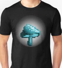 Glowing mushroom (turquoise) T-Shirt
